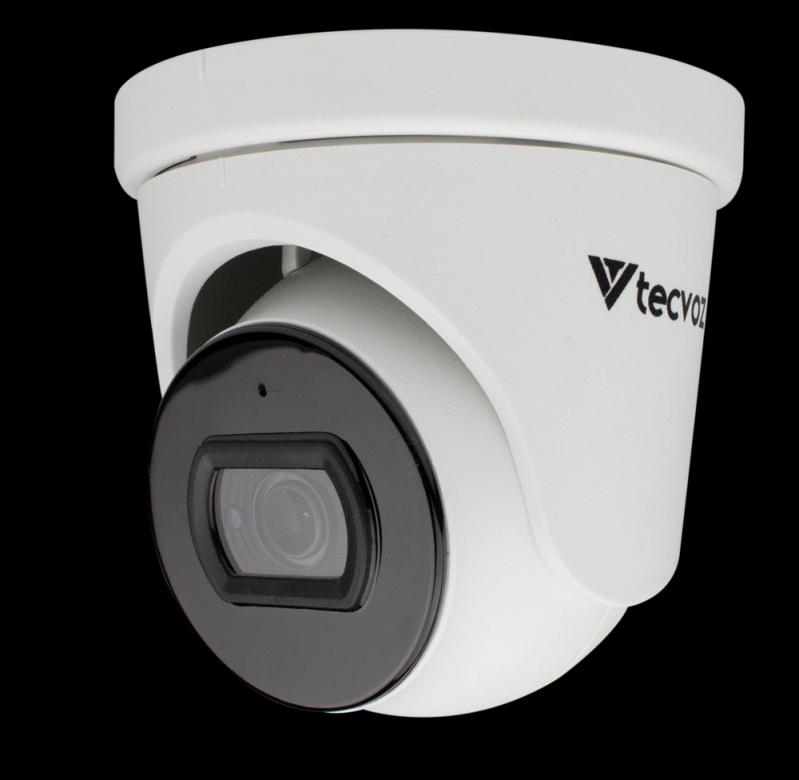 Câmera de Segurança de Alta Resolução Caierias - Câmera de Segurança a Noite