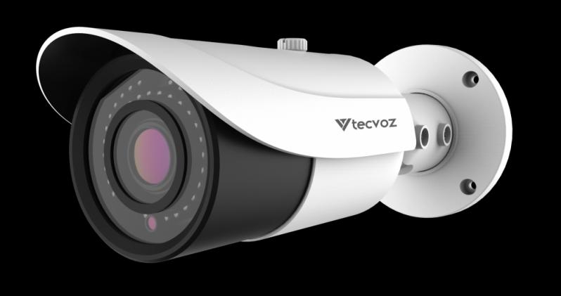 Câmeras de Segurança Alta Definição ABCD - Câmera de Segurança Analógica