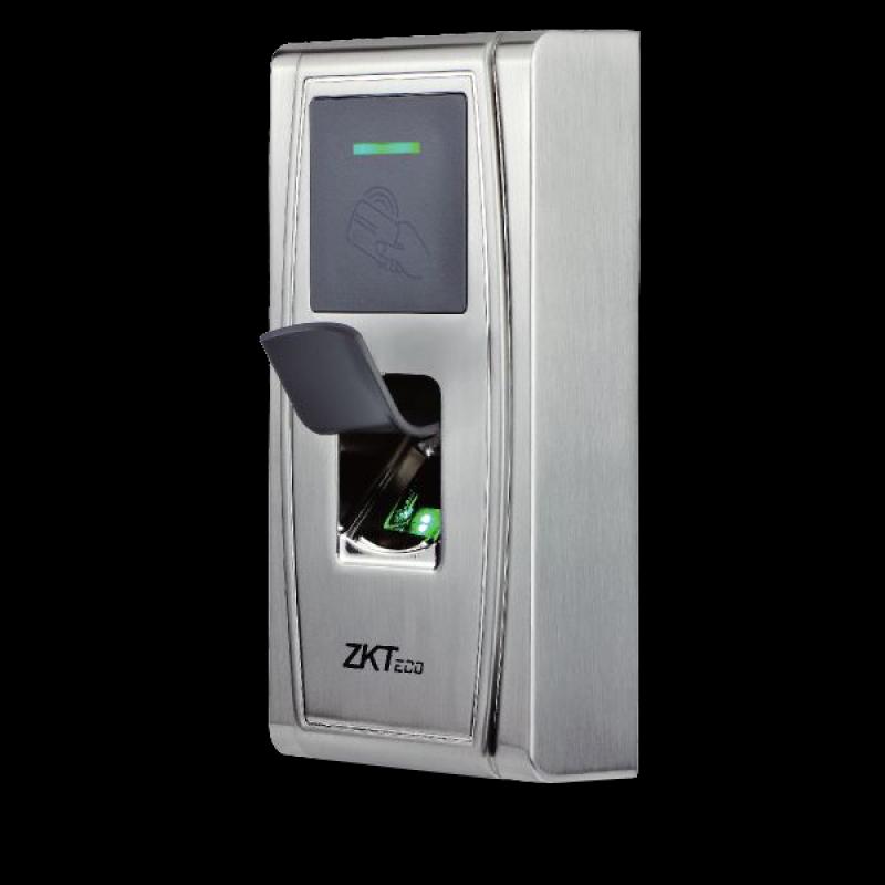 Controle de Acesso com Biometria Preço Embu Guaçú - Controle de Acesso Digital