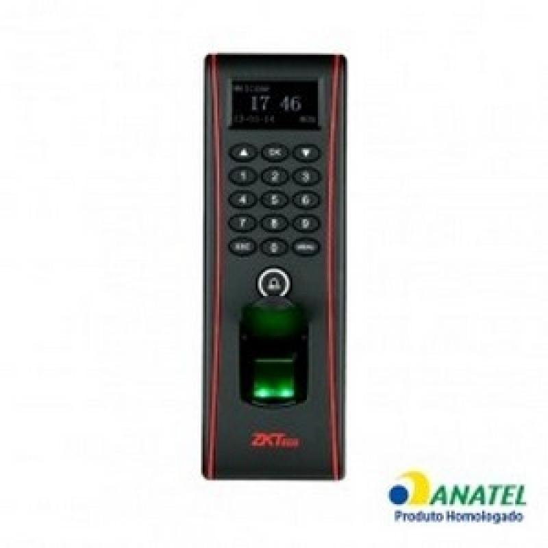 Fechadura com Biometria Comprar Mairiporã - Fechadura Biométrica