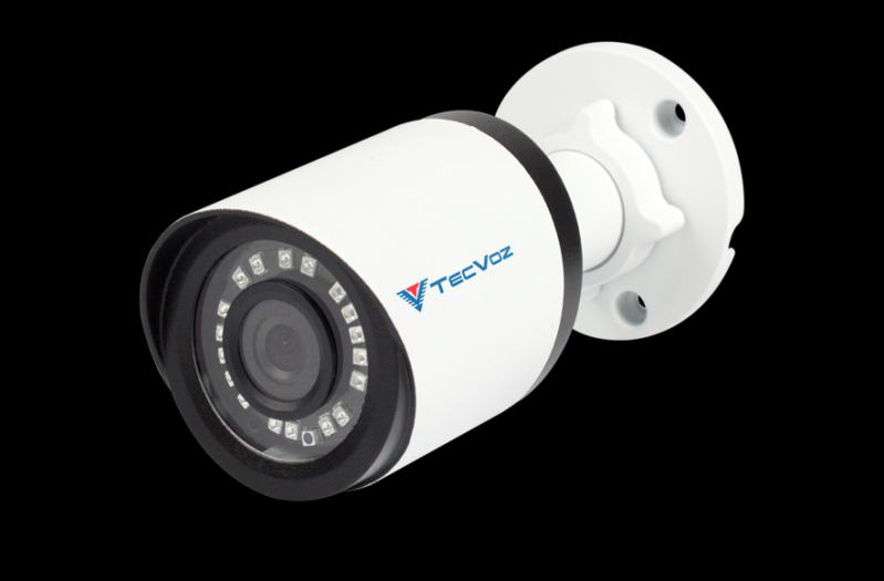 Preço de Câmera Bullet Multi Hd Cajamar - Câmera Bullet 30m