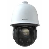 câmera de segurança a distância