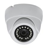 câmera dome 24 leds 1/3 1200 tvl - box Francisco Morato