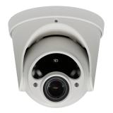 câmera de segurança dome